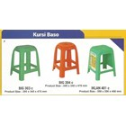 Katalog Kursi Plastik baso merk Napolly kode 303 harga murah 1