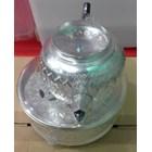 peralatan makan lainnya Teko ceret almini dengan motif batik arab acara selamatan haji 5