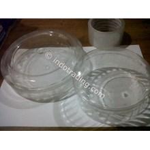 Toples Plastik Mika Bulat
