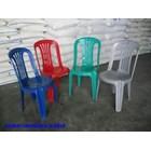 Kursi makan plastik tipe Imundex garis produk Blueshark 1