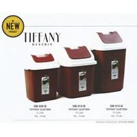 perabot komersial Tiffany Dustbin home tempat sampah produk terbaru dari pabrik Taiwan plastik  1