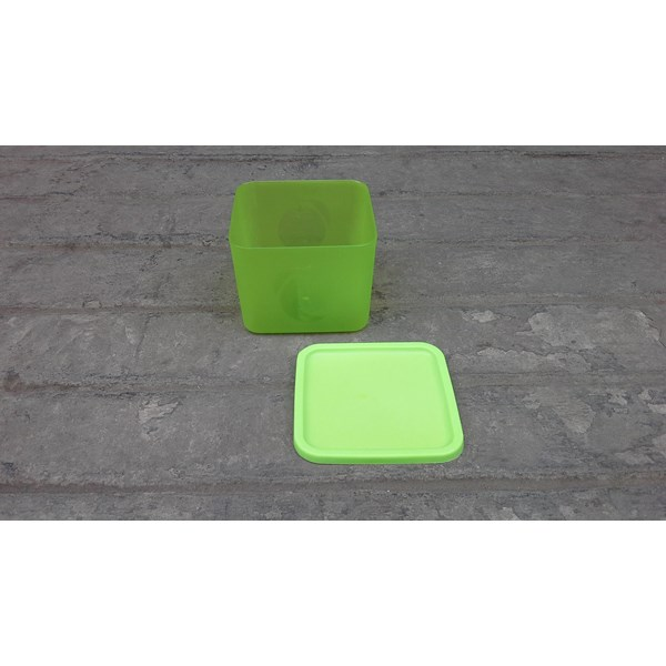 produk plastik lainnya Sealware plastik hijau 1 lt pamelo kode 6516 merk Lemony.