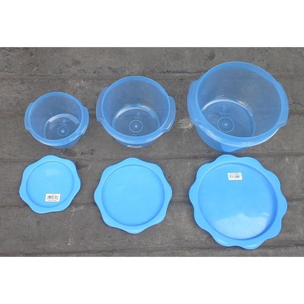 produk plastik rumah tangga Toples plastik Laurel SW merk Multiplastik