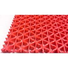 produk karet lainnya keset hollow mat lubang warna warni anti slip merk amco