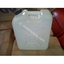 White Plastic Jerry Cans Brand Ag