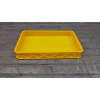 Beli Keranjang plastik buntu b011 merk top p62 L42 tinggi 10 cm kuning 4