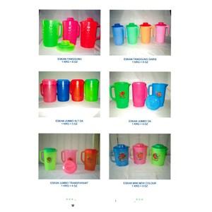 produk plastik rumah tangga Teko air atau eskan plastik merk Nasional