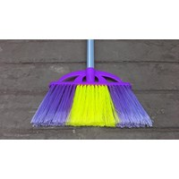 Beli Sapu ijuk dan sapu nilon plastik cap Dragon broom 4