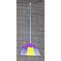 Sapu ijuk dan sapu nilon plastik cap Dragon broom Murah 5
