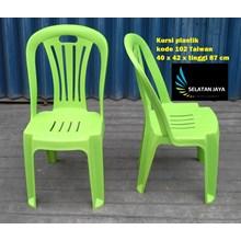 Plastic dinner chair code 102 Taiwan brand bright