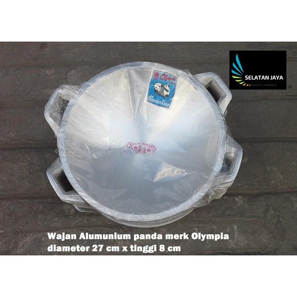 Wajan aluminium Panda no 11 merk Olympia
