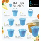 plastic bucket from small to large Neoplast factory brands 1
