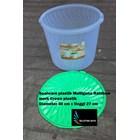 Produk Plastik Rumah Tangga Sealware plastik 16 liter atau toples plastik serbaguna Rainbow merk Crown 3