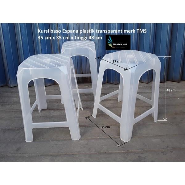Transparent TMS brand transparent clear plastic espo chair