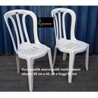 White plastic dining chair Taiwan brand 5