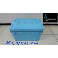 Sell The blue plastic box is distributed to the branch shop 2
