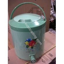 Drink Jar Atau Tempat Air Minum Saphire 10 Liter Merk Kaisha
