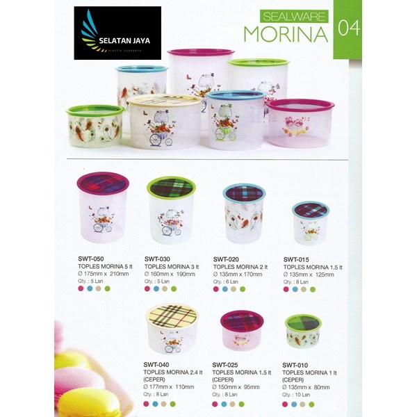 Toples plastik Sealware morina merk Taiwan