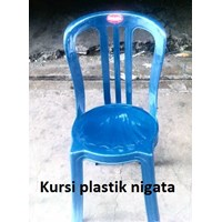 Kursi Plastik untuk persewaan pernikahan merk nigata