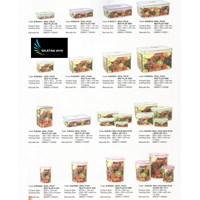 Kotak Makan kotak plastik seal pack food grade merk Maspion