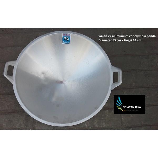 Cast No. 22 large pan