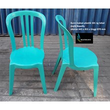 101 NG plastic chairs Napolly brand
