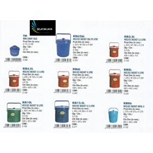 Rice bucket Global Eagle brand