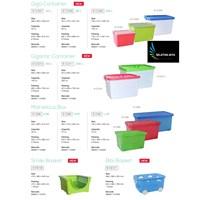 Container Plastik Box plastik dan container plastik merk Maspion