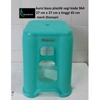 Sell plastic stoolcode motif 964 Diansari brand 2