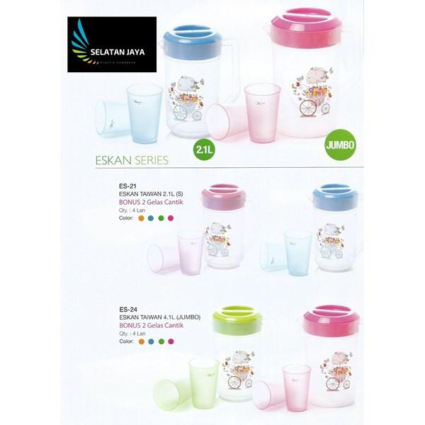 Eskan plastik merk Taiwan plast