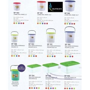 Plastic sealware where multiplast brands