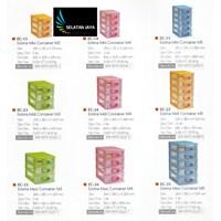 Rak mini Estima container merk Lion Star