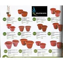 jual Pot plastik untuk tanaman bibit bunga merk lu