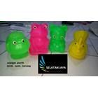 Celengan mainan plastik sapi singa gorila ayam harga murah 1