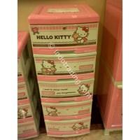 Jual Lemari Plastik Hello Kitty Merk Napolly 2