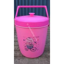 Tempat Nasi Atau Rice Bucket Plastik 30 Liter Merk Ds
