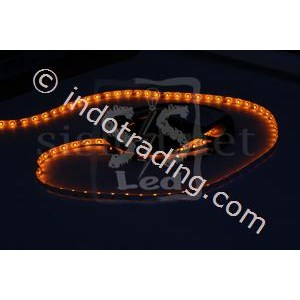 Lampu Strip 3528 Ip 33 55 Silicon Hiled Kuning
