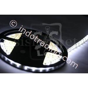 Lampu Strip 5050 Ip 55 Silicon Hiled Putih