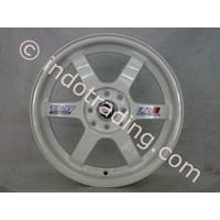 Velg Mobil TE Putih R16 1