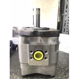 Dari Hidrolik Gear Pump Type IPH 4B 32 20 Merk NACHI MADE IN JAPAN 5