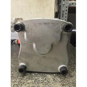 Dari Hidrolik Gear Pump Type IPH 4B 32 20 Merk NACHI MADE IN JAPAN 1