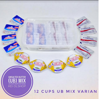 Jual Unsulted Butter (UB) Mix