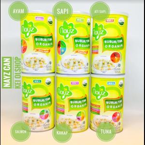 Bubur Tim Organic Nayz Can