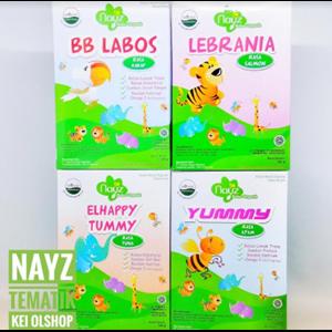 Bubur Organic Nayz Tematic