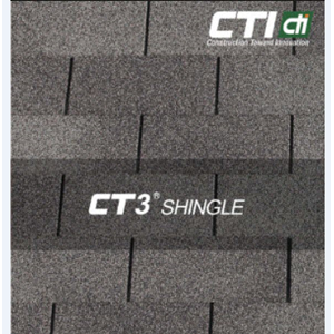 Genteng Aspal CT3 Shingle