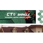 Genteng Aspal CT6 Shingle 1