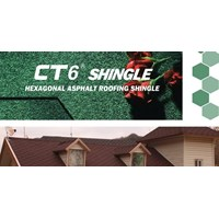Genteng Aspal CT6 Shingle