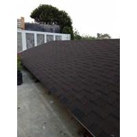 Jual Atap Bitumen / Genteng Bitumen  CT5
