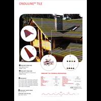 Distributor Atap Onduline Tile 3