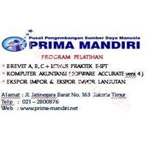 Kursus Komputer Akuntansi By PT  Ppsdm Prima Mandiri